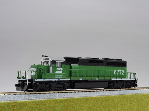 (HO)SD40-2 Mid BN #6772