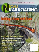 N Scale Railroading Magazine 2018年1・2月号