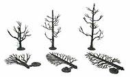 広葉樹の幹7.6〜12.7cm(28本入)