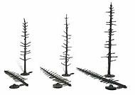 針葉樹の幹10〜15�p(44本入)