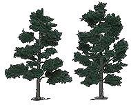 広葉樹175�o 暗緑色(2本入)