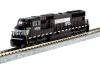 SD70M Flat Radiator NS #2588