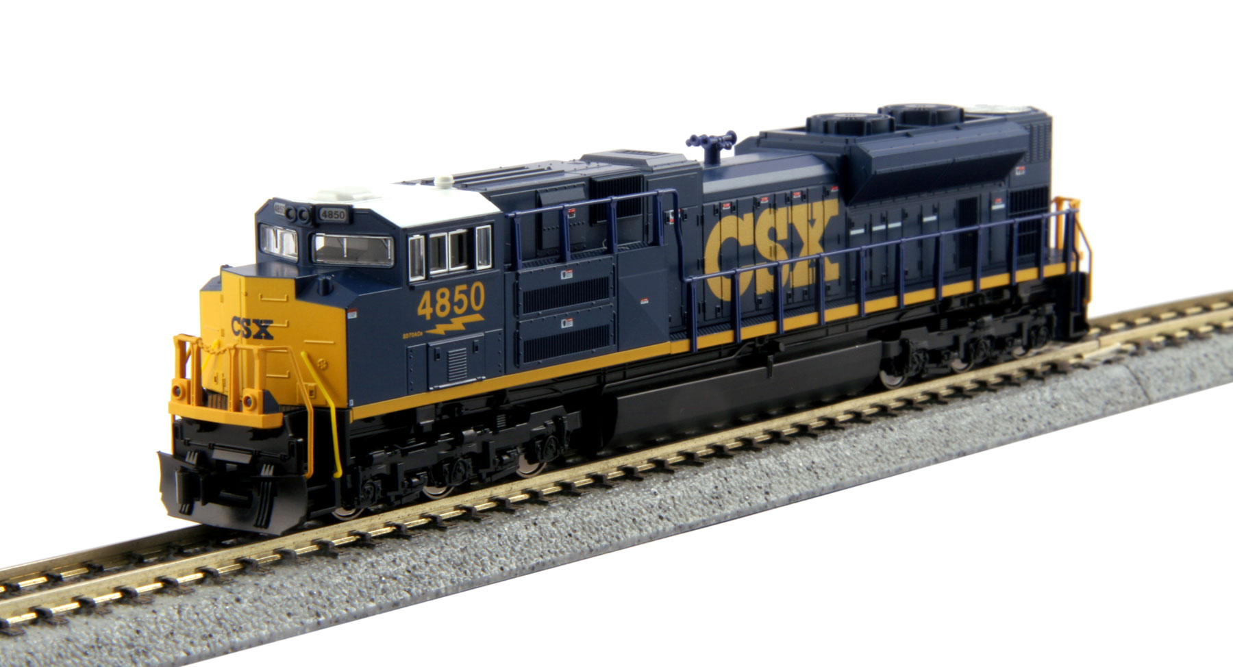 (N) SD70ACe CSX Dark Future #4850