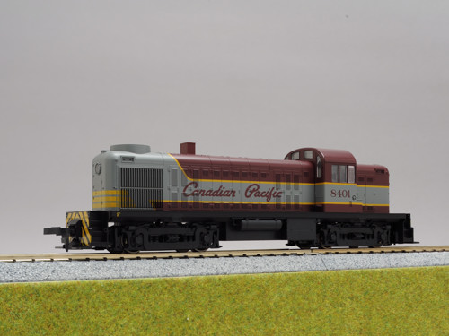 (HO)ALCo RS-2 Canadian Pacific #8401