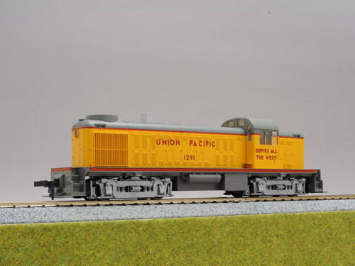 (HO)ALCo RS-2 Union Pacific #1291