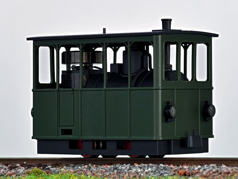 ヘンシェル 0-2-0 Tramway Steam-Locomotive